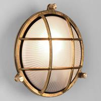 Astro Stijlvast ontworpen scheepslamp Thurso Round