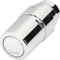 RAX-K radiator thermostaatknop M30x1,5, chroom