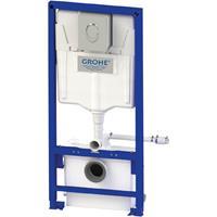Sfasanibroyeur SANIWALL® Pro UP inbouwreservoir met fecaliënvermaler met glazen voorpaneel, wit