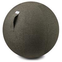 Stov zitbal Greige grijs bruin 60-65 cm