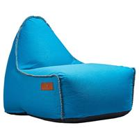Sackit RETROit Zitzak Canvas - Turquoise
