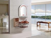 Sanifun Glazen badkamermeubel