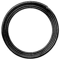 Viega Pexfit pe mantelbuis 25 x 16 mm 50 m, zwart