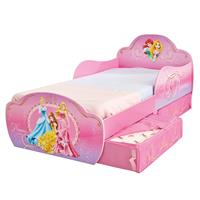 Worlds Apart Disney Prinses Kinderbed met Lades