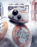 Star Wars Episode 8 - The Last Jedi - BB-8