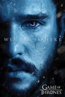 Game of Thrones Winter is here - Jon Snow