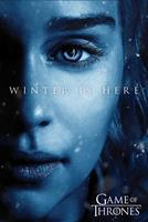 Game of Thrones Winter is here - Daenerys Targaryen
