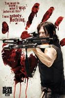The Walking Dead Daryl Dixon - Bloody Hands