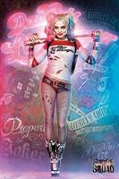 Suicide Squad Harley Quinn Stand Poster 61x91,5cm