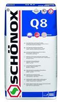 Schonox Q8 q8 stofarm light poederlijm zak 15 kg., wit