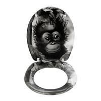 Toiletbril Aap, WENKO