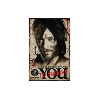 The Walking Dead Daryl Dixon - Survive