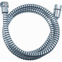 Neoperl Chromalux Spiral doucheslang kunststof chroom/zwart lengte 2500mm slang kunststof