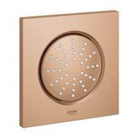 Grohe Rainshower zijdouche warm sunset geborsteld
