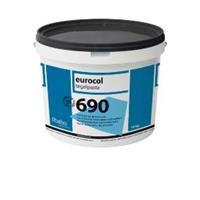 Eurocol 690 Tegelpasta tegelpasta emmer a 8 kg. geen kleur
