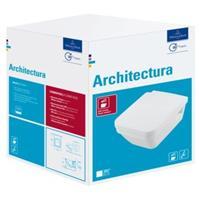 Villeroy & Boch Villeroy en Boch Hangend Toilet Architectura Combi-Pack 5685HR