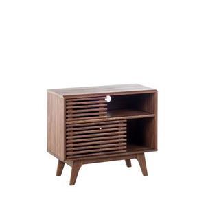 beliani Sideboard bruin - dressoir - lowboard - kast - tv-meubel - tv-kast - CLEVELAND
