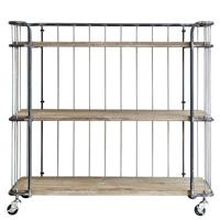 bepurehome Trolley Giro medium grey