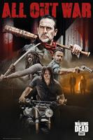 The Walking Dead Season 8 Collage Poster 61x91,5cm