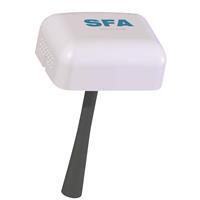 Sanibroyeur SANIALARM® alarmkastje, wit