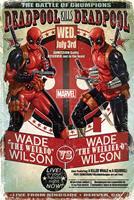 Deadpool Wade vs Wade