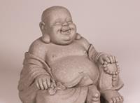 Stone-lite Happy boeddha 60 cm