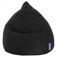 Sitting Point BeanBag Easy XL - Zwart