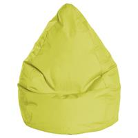 Sitting Point BeanBag BRAVA XL - Groengeel