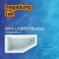 wavedesign Ligbad Pelagia 160X90X48 cm - Pelagia 160x90x48 cm Links
