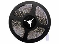 vellight KIT MET FLEXIBELE LED-STRIP EN VOEDING - WARMWIT - 300 LEDS - 5 m - 12Vdc - ZONDER COATING