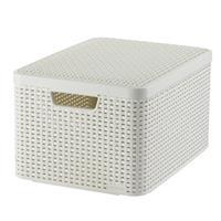 Curver Style Box Met Deksel Ivoor