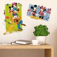 Walplus kids decoratie sticker - disney mickey mouse & vrienden
