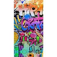 Kids Strandlaken Graffiti