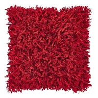Dutch Decor kussenhoes Shannon 45x45 cm rood