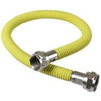 Sencys RVS gasslangset 60cm