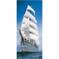 Praxis Fotobehang Sailing boat