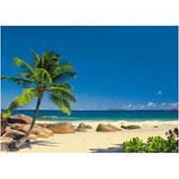 Praxis Fotobehang Seychellen