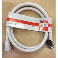 Baseline doucheslang PVC wit 150cm