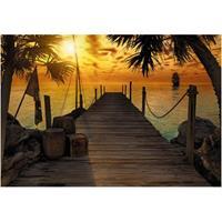 Praxis Fotobehang Treasure island