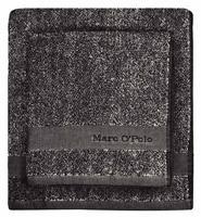 Melange Anthracite & Silver-6 x Washandjes (16 x 22 cm)