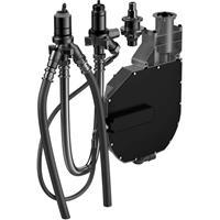 Hansa Compact basisgarnituur voor 4-gats badrandcombinatie
