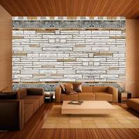 Fotobehang - Stenen muur