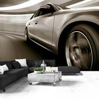 Fotobehang - Elegante auto