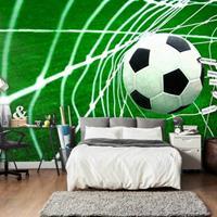 Fotobehang - Goal! Voetbal