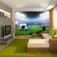 Fotobehang - World championship, voetbal