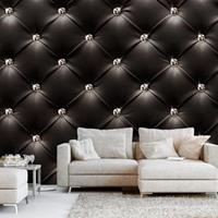 Fotobehang - Elegantie in het zwart