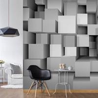 Fotobehang - Mechanische symmetrie , grijs wit
