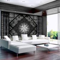 Fotobehang - Zwart mozaïek