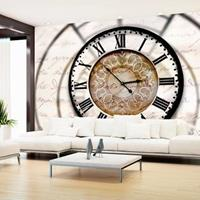 Fotobehang - Heerlijke tijd - klok
