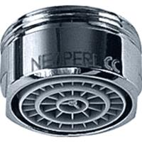 Neoperl PCA Care Mousseur waterbesparend met antikalkbehandeling Chroom 02110195